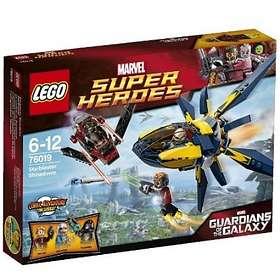 LEGO Marvel Super Heroes 76019 Stjärnsprängarens Kraftmätning