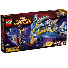 LEGO Super Heroes 76021 Marvel The Milano Spaceship Rescue