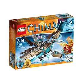 LEGO Legends of Chima 70141 Vardy Ice Vulture Glider