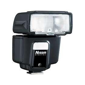 Nissin i40 for Fujifilm X