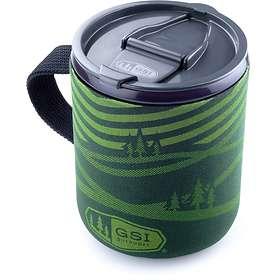 GSI Outdoors 7524 Infinity Backpacker Mug 0,5L