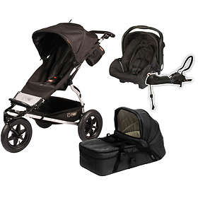 Mountain Buggy Urban Jungle 3in1 (Travel System)