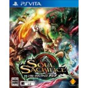 Soul Sacrifice Delta (PS Vita)