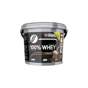 Proteinfabrikken 100% Whey Protein 4kg