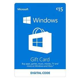 Microsoft Xbox Gift Card - 15 EUR