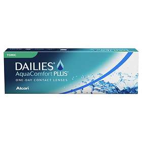Alcon Dailies AquaComfort Plus Toric (30-pakning)