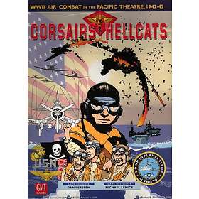 GMT Games Corsairs And Hellcats