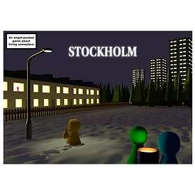 Mondainai Games Stockholm