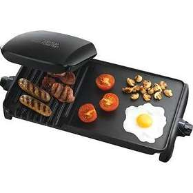 George Foreman Entertaining 10 Portion Grill & Griddle