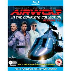 Airwolf - The Complete Collector's Edition (UK)