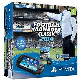 Sony PlayStation Vita Slim (incl. Football Manager Classic 2014)