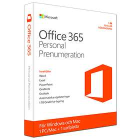 Microsoft Office 365 Personal Sve