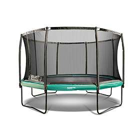 North Trampoline Challenger with Safety Net 430cm