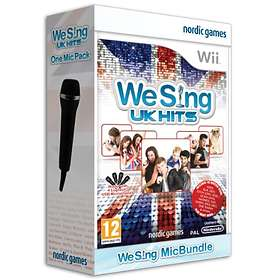 We Sing: UK Hits (incl. Microphone)
