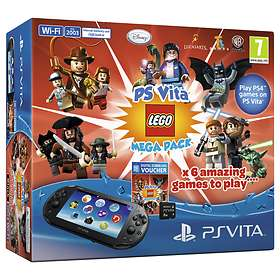 Sony PlayStation Vita Slim (incl. LEGO Mega Pack)