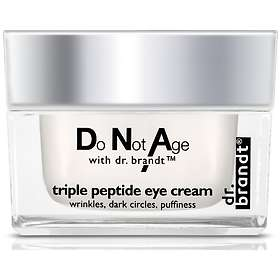 Dr. Brandt Do-Not-Age Triple Peptide Eye Cream 15ml