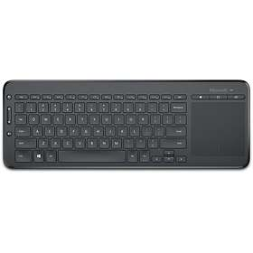Microsoft All-in-one Media Keyboard (Nordique)