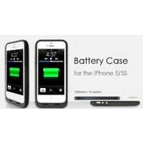 eSTUFF Protective Case with Battery for iPhone 5/5s/SE