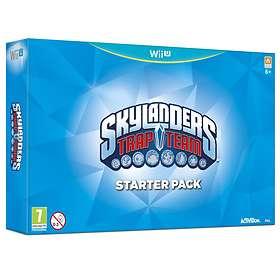 Skylanders: Trap Team - Starter Pack (Wii U)