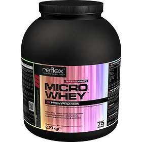 Reflex Nutrition MicroWhey 2.27kg
