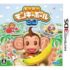 Super Monkey Ball 3D (Japan-import)