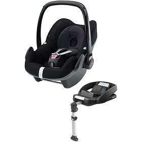 find the best price on maxi cosi pebble incl easybase 2 compare deals on pricespy uk. Black Bedroom Furniture Sets. Home Design Ideas