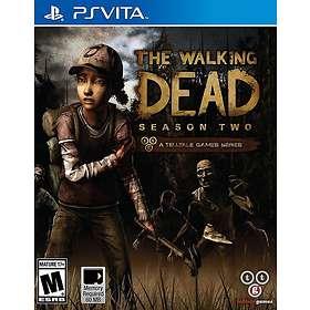 The Walking Dead: The Game - Season Two (PS Vita)