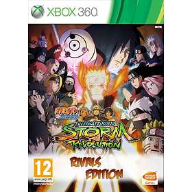 Naruto Shippuden: Ultimate Ninja Storm Revolution - Rivals Edition