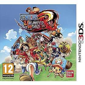 One Piece: Unlimited World Red - Straw Hat Edition