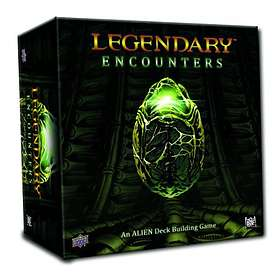 Upper Deck Entertainment Legendary Encounters: An Alien Deck Building Game