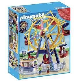 Playmobil Summer Fun 5552 Ferris Wheel with Lights