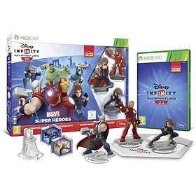 Disney Infinity 2.0: Marvel Super Heroes - Starter Pack Nordic Edt (Xbox 360)