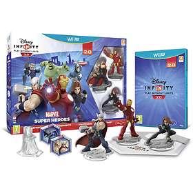 Disney Infinity 2.0: Marvel Super Heroes - Starter Pack Nordic Edition