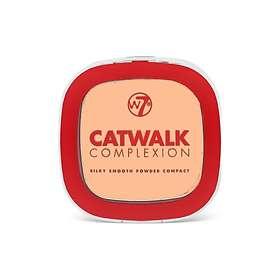W7 Cosmetics Catwalk Complexion Compact Powder