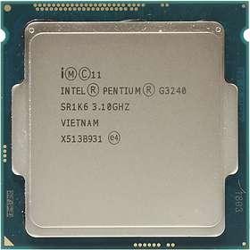 Intel Pentium G3240 3,1GHz Socket 1150 Tray