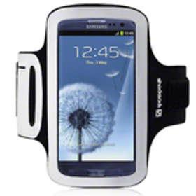 Shocksock Reflective Sports Armband for Samsung Galaxy S III
