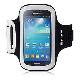 Shocksock Reflective Sports Armband for Samsung Galaxy S4 Mini