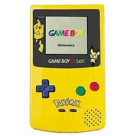 Nintendo GameBoy Color - Pokemon Special Edition