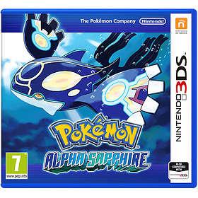 Pokémon Alpha Sapphire (3DS)