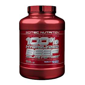 Scitec Nutrition 100% Hydrolyzed Beef Isolate Peptides 1.8kg