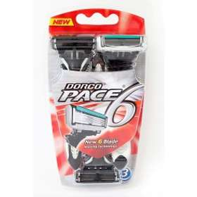 Dorco Pace6 Disposable 6-pack