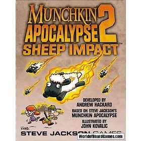 Steve Jackson Games Munchkin Apocalypse 2: Sheep Impact (exp.)