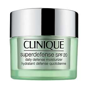 Clinique Superdefense Daily Defence Moisturizer Very Dry/Combination SPF20 50ml