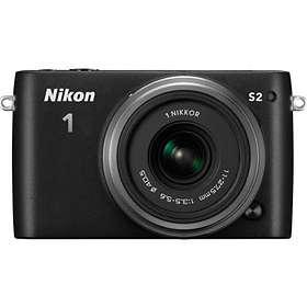 Nikon 1 S2 + 11-27,5/3,5-5,6 VR