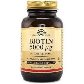 biotin kapslar
