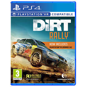DiRT Rally (VR) (PS4)