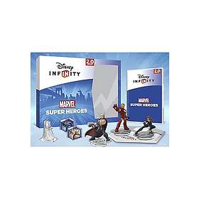 Disney Infinity 2.0: Marvel Super Heroes - Starter Pack