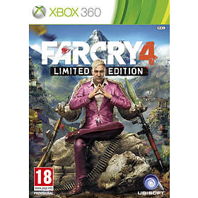 Far Cry 4 - Limited Edition (Xbox 360)