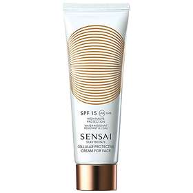 Kanebo Sensai Silky Bronze Cellular Protective Face Cream SPF15 50ml