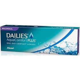 Alcon Dailies AquaComfort Plus Multifocal (30-pakning)